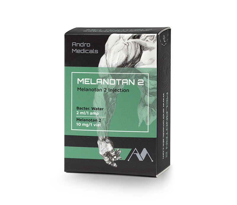 Melanotan 2 — analog of the alpha-melanocyte stimulating hormone